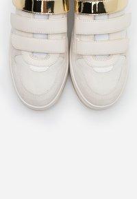 MICHAEL Michael Kors - GERTIE - Baskets basses - cream - 6