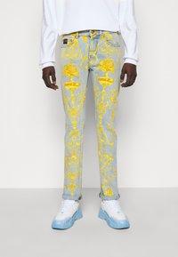 Versace Jeans Couture - HARRY - Slim fit jeans - light-blue denim - 0