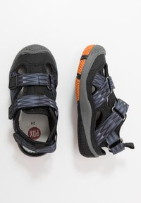 Pax - SAVIOR UNISEX - Sandali da trekking - black - 0