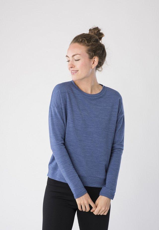 JONSER - Sweatshirt - dark blue
