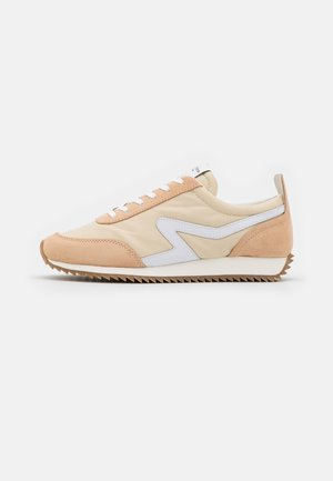 RETRO RUNNER - Sneakers laag - oystergrey