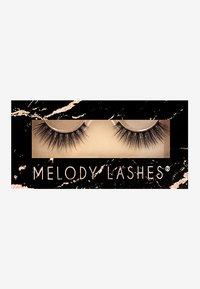 Melody Lashes - BOUJEE - False eyelashes - black - 0