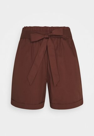 VMNOA PAPERBAG - Shorts - sable