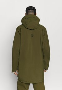 Norrøna - LOFOTEN - Ski jacket - khaki - 2
