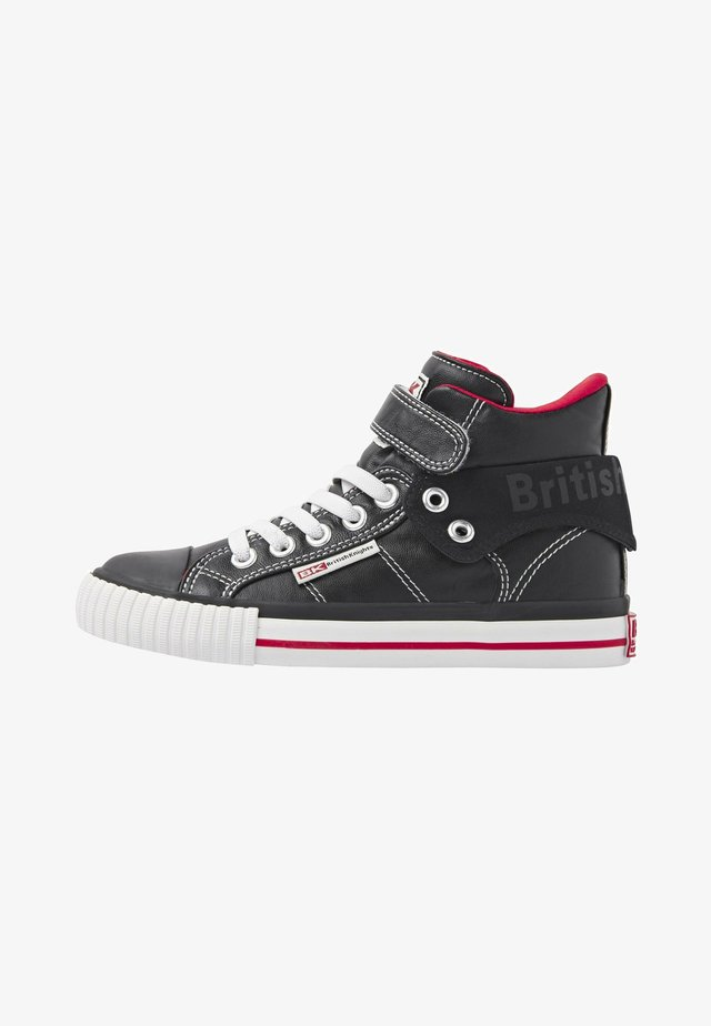 ROCO - Trainers - black/red