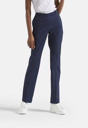 M-HAVENA - Trousers - dunkelblau