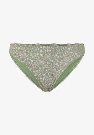 CLASSIC  - Bikini bottoms - light green