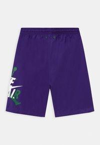 Jordan - JUMPMAN POOLSIDE SHORT - Pantaloncini sportivi - court purple - 1