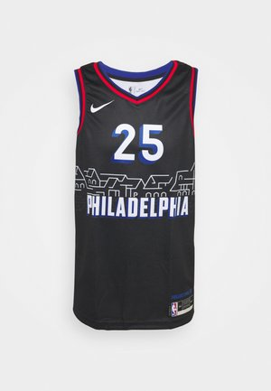 NBA PHILADELPHIA 76ERS BEN SIMMONS CITY EDITION SWINGMAN - Club wear - black