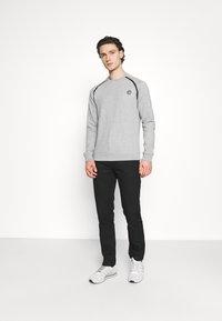 Cars Jeans - TREASS  - Sweatshirt - grey melee - 1