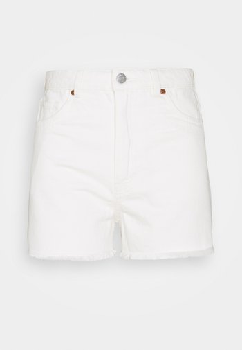 KELLY - Shorts di jeans - off white