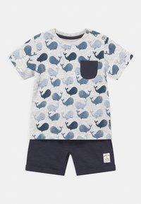 Staccato - SET - Print T-shirt - dark blue - 0