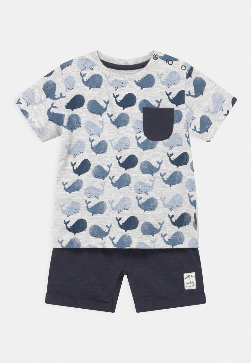 Staccato - SET - Print T-shirt - dark blue