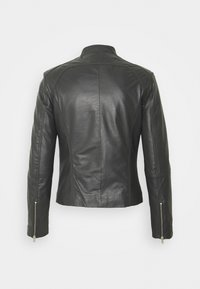 Serge Pariente - LENI - Leather jacket - grey - 1