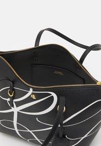 Lauren Ralph Lauren - GRAIN KEATON - Handbag - black - 3