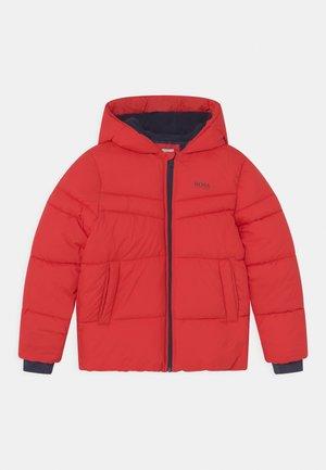 PUFFER - Winterjas - red