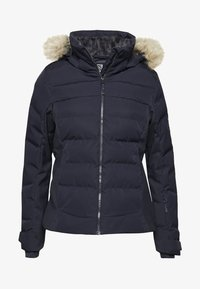 Salomon - STORMCOZY JACKET - Ski jas - night sky - 0