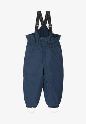 STOCKHOLM - Snow pants - navy