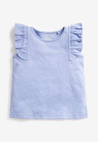 Next - 5 PACK - Print T-shirt - blue - 3