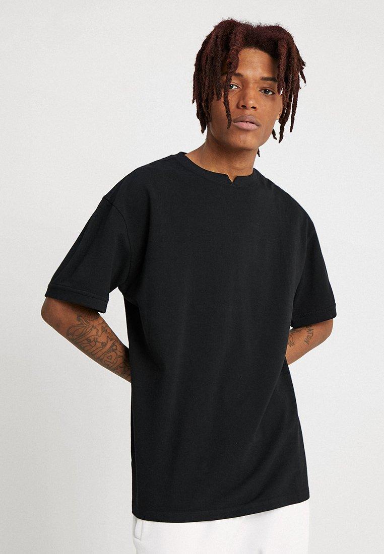 Homme GARMENT DYE OVERSIZED TEE - T-shirt basique