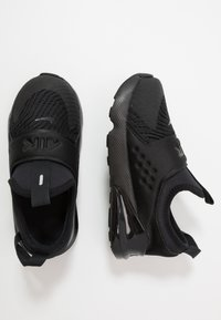 Nike Sportswear - AIR MAX 270 EXTREME - Loafers - black - 0