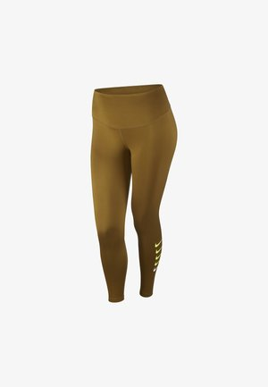 Leggings - olive flak