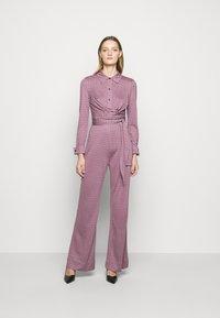 Diane von Furstenberg - ABIGAIL - Haalari - purple - 0