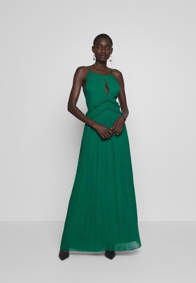 Suknia balowa - teal