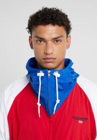 Polo Ralph Lauren - BUCKET - Summer jacket - red/white - 5