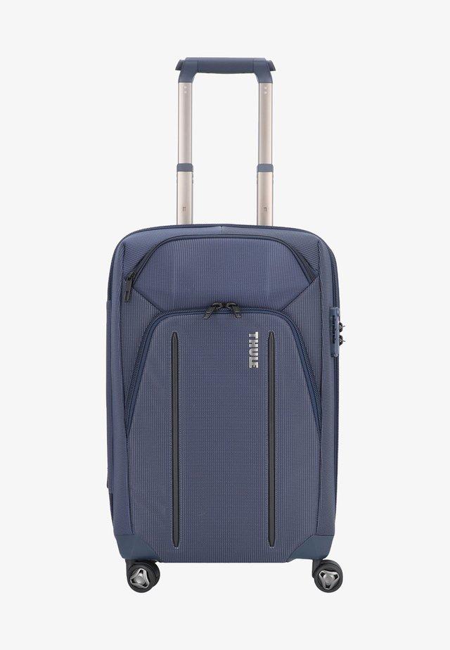 CROSSOVER  - Wheeled suitcase - blue