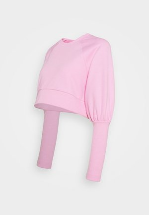 PCMROSAN  - Long sleeved top - pastel lavender