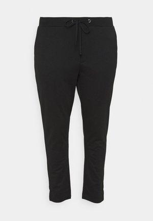 KCOLIVIA PANTS - Tracksuit bottoms - black deep