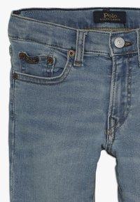 Polo Ralph Lauren - ELDRIDGE BOTTOMS - Jeans Skinny Fit - hartley wash - 4