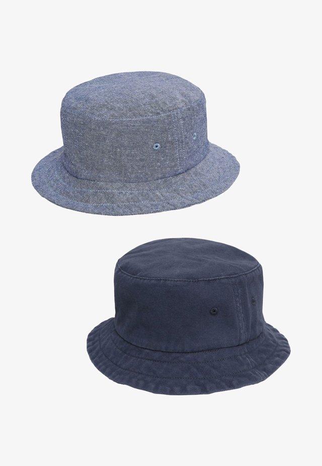 TWO PACK - Klobouk - blue
