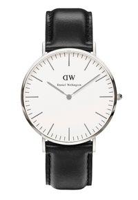 Daniel Wellington - CLASSIC SHEFFIELD 40M - Watch - black - 0