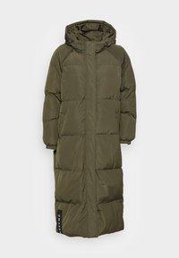 Résumé - ALEXA JACKET - Winter coat - army - 3