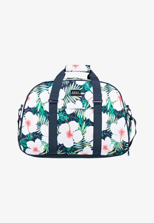 FEEL HAPPY  - Sports bag - mood indigo grange fleur