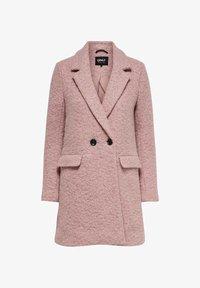 ONLY - Classic coat - burlwood - 5