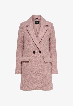 Classic coat - burlwood