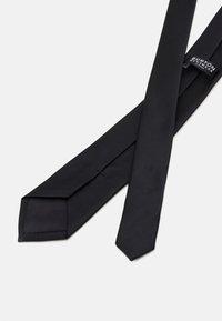 Burton Menswear London - TIES 2 PACK - Tie - navy - 4