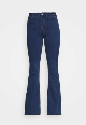 LAWLESS FLARE - Flared Jeans - blue