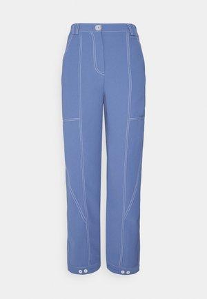 PANT - Bukse - washed blue