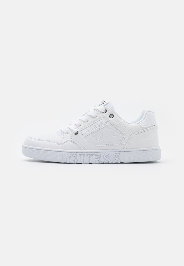 JULIEN - Sneakers laag - white