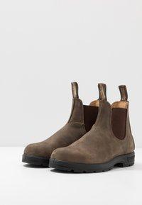 Blundstone - CLASSIC - Støvletter - rustic brown - 2