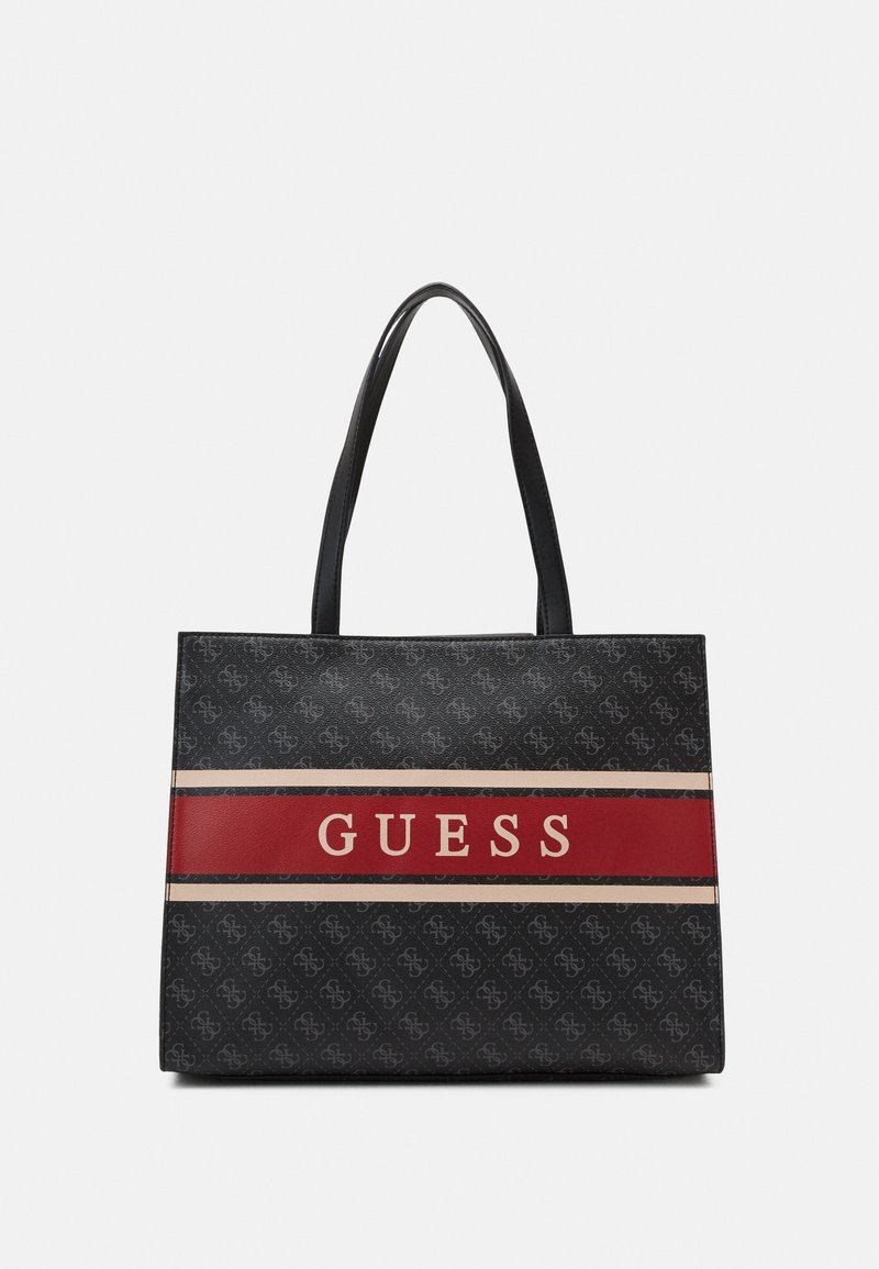 Guess - MONIQUE TOTE - Torba na zakupy - red