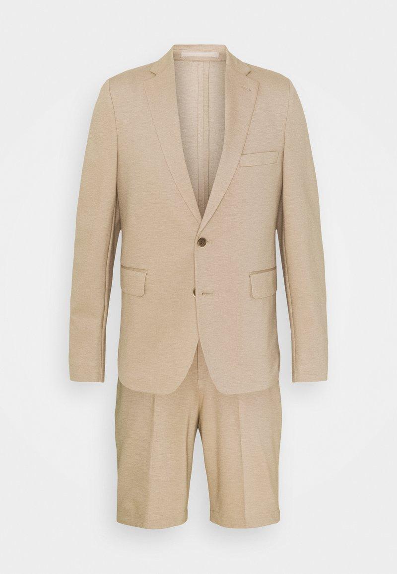Isaac Dewhirst - SHORT SUIT - Suit - beige