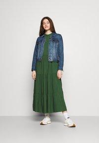Trendyol - Maxi dress - emerald green - 1