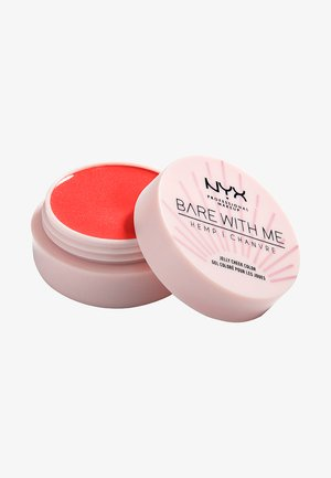 BARE WITH ME HEMP JELLY CHEEK COLOR BLUSH - Blusher - orange zest