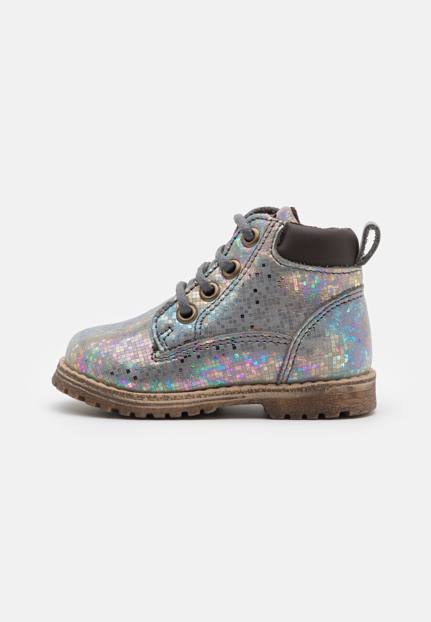 Kids MONO - Lace-up ankle boots