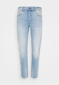 G-Star - 3301 SLIM - Slim fit -farkut - vintage glacial blue - 4